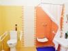 Pavilon V - jednolůžkový pokoj - sociální zařízení