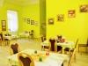 Pavilon V - jídelna, společenská místnost